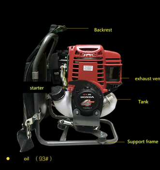 backpack engine 4 stroke Gasoline engine for brush cutter motor 35.8 cc 1.3HP power fa139 31cc engine 4 stroke engine gx31 4 stroke gasoline engine brush cutter engine