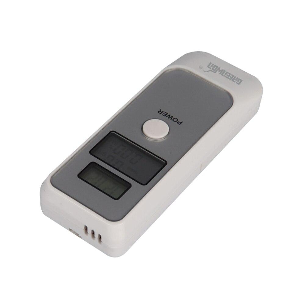 GREENWON мини-стиль цифровой дыхательный этилотест/полупроводниковый датчик дыхательный спирт тестер/алкотестер