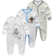 Kiddiezoom ensemble de 2, 3 ou 4 pièces pour bébés garçons, barboteuse, vêtements dété pour nouveau nés