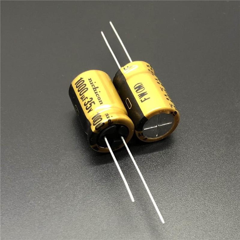 35V 47uf HiFi Audio digital capacitor electrolytic capacitor Electronic parts
