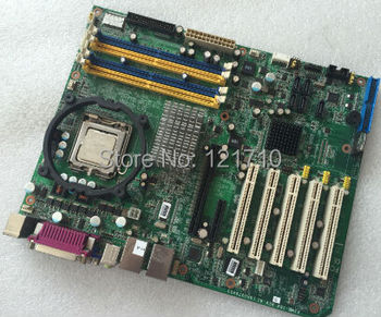 Industrial equipment board AIMB-764 REV.A1 AIMB-764G2 LGA775 socket
