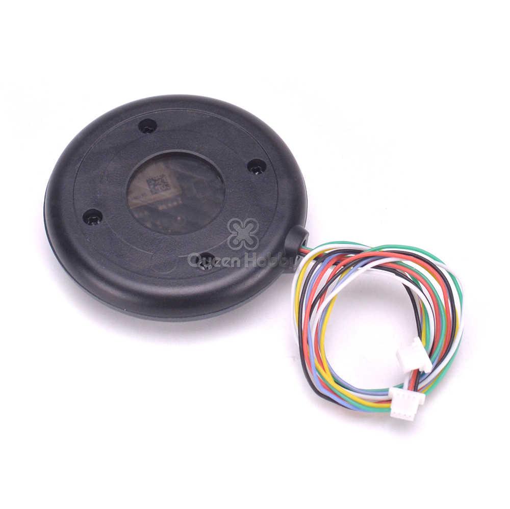 M8N 8N GPS wbudowany 3 osi elektroniczny kompas dla CC3D rewolucji F3 kontroler lotu Sparky FPV RC Racing Drone