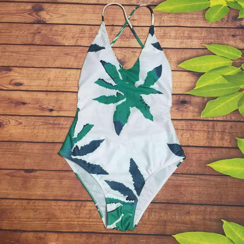 0f14fe23805967 ... padded green swimwear ladies bikinis women high cut beachwear bondage  swimming high waist bikini bottom maillot ...