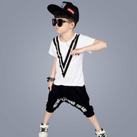 Bibihou 2017 Korean Kids Clothes Costume For Kid Fasion Children Boys Clothes Sets Boy Designer Kids