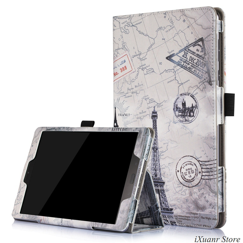 все цены на  Case for ASUS ZenPad 3S 10 Protective Smart Cover Leather Tablet for Asus ZenPad 3 S 10 Z500M  Z500 PU Protector Sleeve Case  онлайн