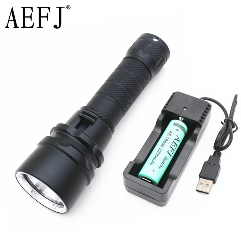 Diving Flashlight 6000 Lumen XML L2 LED 100 meters diver Underwater Waterproof Torch Light Lamp sitemap 100 xml