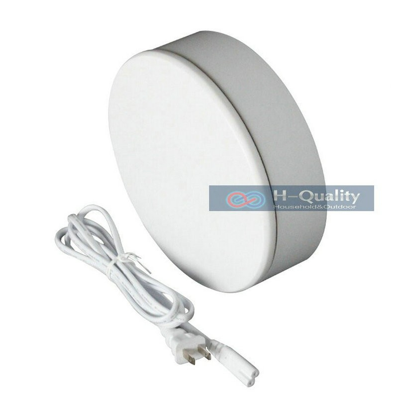 HQ H3 300X60MM Electric Automatic Rotating Turntable 360 Product Photography Jewelry Dis ...