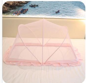 Baby Travel Bed, Portable baby beach tent  Sun Shelter, Baby Travel Tent Pop Up Mosquito Net and 2 Pegs, baby lounger боди up baby up baby mp002xc00p3k