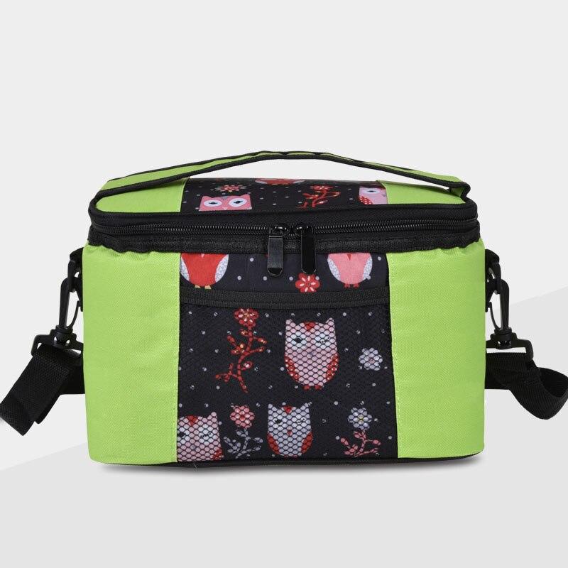 Оксфорд Термальность Сумки для обедов для Для женщин взрослых Для мужчин Еда Пикник сумка изолированные контейнер для хранения Коробки для...