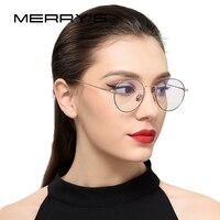 MERRY S 2017 New Men Women Retro Optical Frames Eyeglasses Classic Glasses S 8112