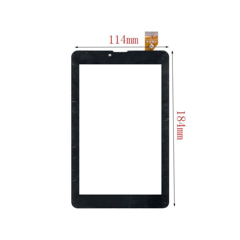 New 7'' Inch Digitizer Touch Screen Panel Glass For Irbis TZ747 Tablet PC