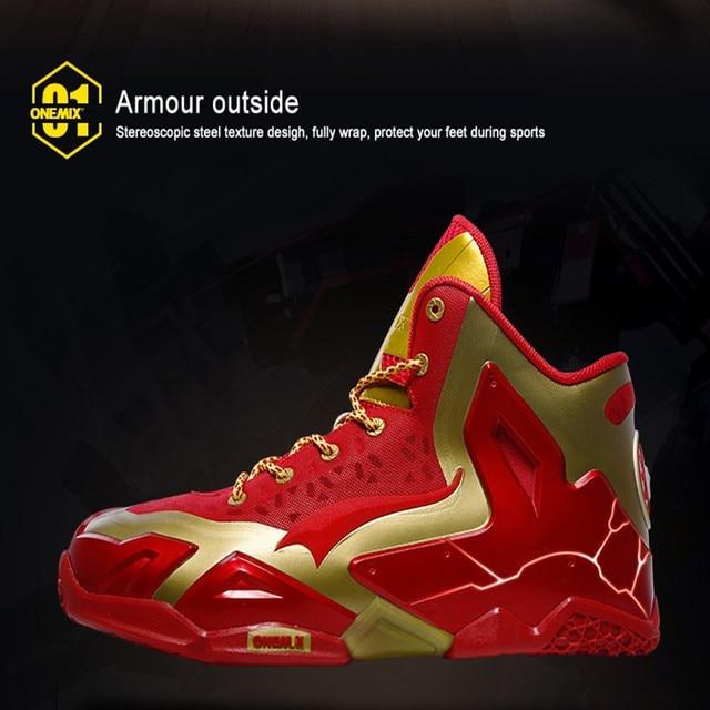 Dorigine Qaulity Onemix Chaussures De Basket Ball Pour Hommes Lb De Fxjwjrec-115517-5177358 Sturdy Construction Pour Promot