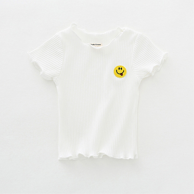 INPEPNOW Girls Tshirt Odzież dziecięca Topy dla dzieci Odzież - Ubrania dziecięce - Zdjęcie 3