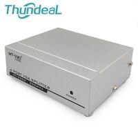 ThundeaL VGA Splitter Box Monitor 250MHz 1 In 2 4 8 Out Amplifier Extender Converter XGA