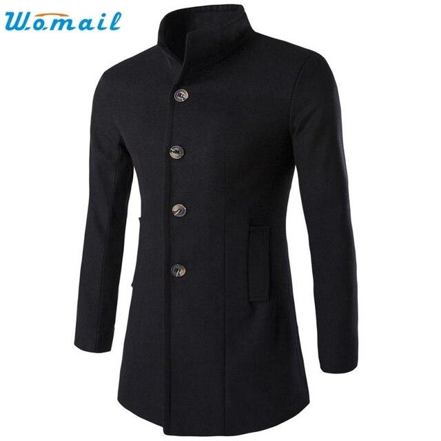 Aliexpress.com : Buy New Winter Wool Blends Brand Men Suits Dress ...