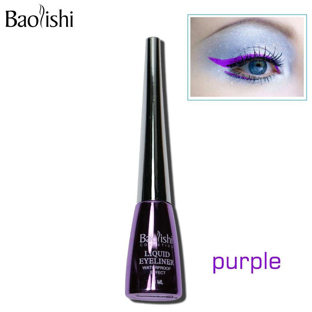 baolishi 6 χρώματος Μακράς διαρκείας - Μακιγιάζ - Φωτογραφία 3