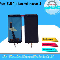 Original M Sen For 5 5 Xiaomi Note 3 Mi Note 3 LCD Screen Display Touch