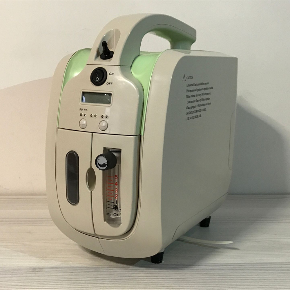 Multi-functional Cosmetic Oxygen Concentrator With Home and Beauty Use Household Skin Spa <font><b>O2</b></font> <font><b>Generator</b></font> Bar image