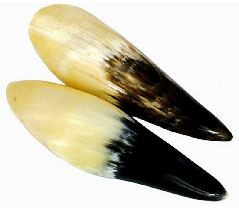 2PCS/LOT Free Shipping Ox Horn Gua Sha Massage Board - BUFFALO HORN-high quality guasha tool