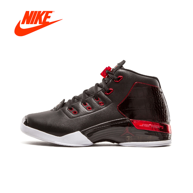 460ac5674570b5 Original New Arrival Authentic NIKE Air Jordan 17+ Retro - 832816-001 Mens  Basketball Shoes Sneakers Sport Outdoor Good Quality