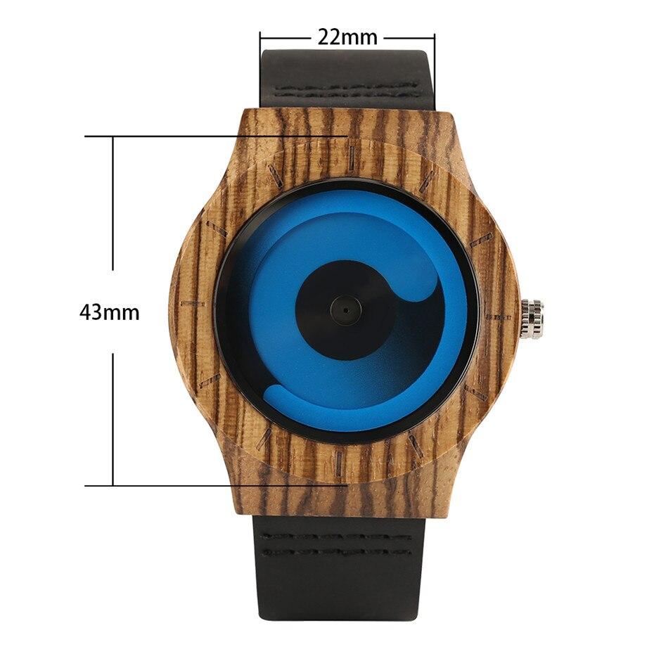 nature wood watch creative watches men14