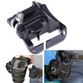 Fw1s cintura belt buckle clipe strap cabide suporte para dslr camera canon nikon sony