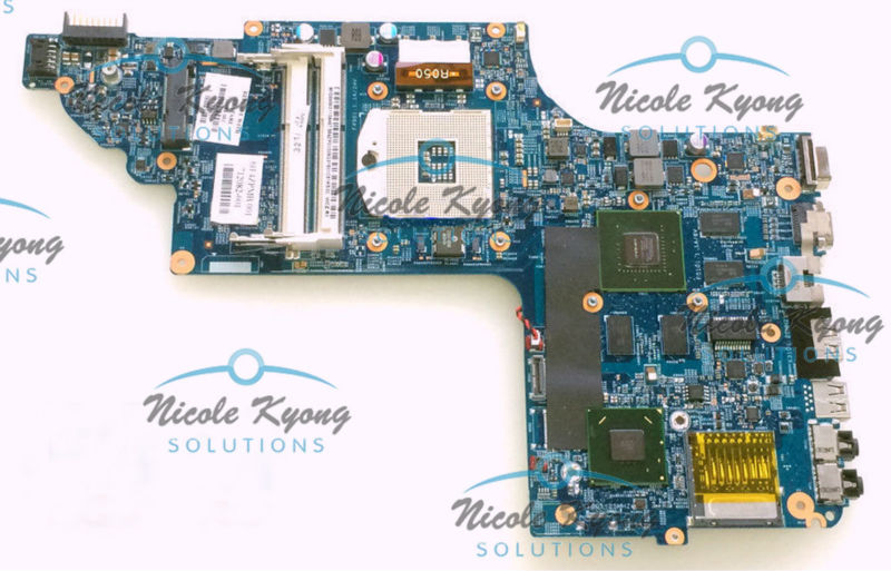 712082-001 710988-501 710988-001 HM77 635M 2G non-intergrated MotherBoard SYSTEM BOARD for HP ENVY DV6 DV6-7000 DV6T free shipping 682183 001 for hp pavilion dv6 dv6t dv6 7000 series motherboard with a70m 7730 2g all functions 100