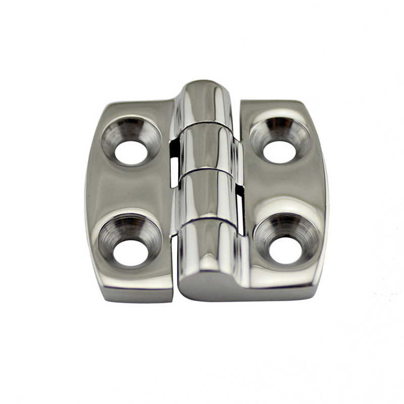 Image 3 - Stainless Steel Marine Hardware Door Butt Hinge Silver Cabinet Drawer Box Hinge Boat Accessories Marine-in Marine Hardware from Automobiles & Motorcycles
