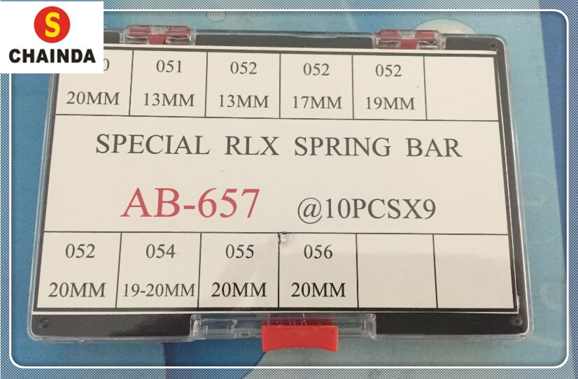 Free Shipping 1 Set Generic Spring bars for Rlx Straps Spares Repairs Bands Bracelets ASSORTED