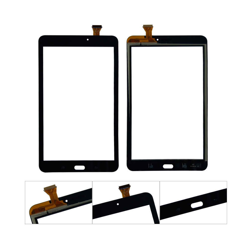 For Samsung Galaxy Tab E 8.0 SM-T377 T377 Touch Glass Screen Digitizer Free Tools
