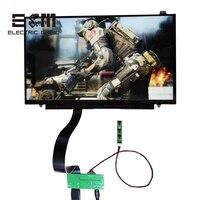 14.0 дюймов 2560*1440 2 К Экран ЖК дисплей модуля 1440 P Дисплей prot Дисплей DP драйвер платы Мониторы ноутбука pc QHD DIY Kit b140qan01.1