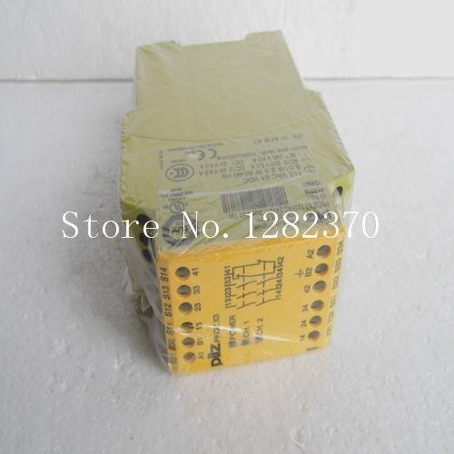 Новый оригинальный Pilz Реле Безопасности pnoz X3 115VAC 24VDC 3N/o 1N/c 1so