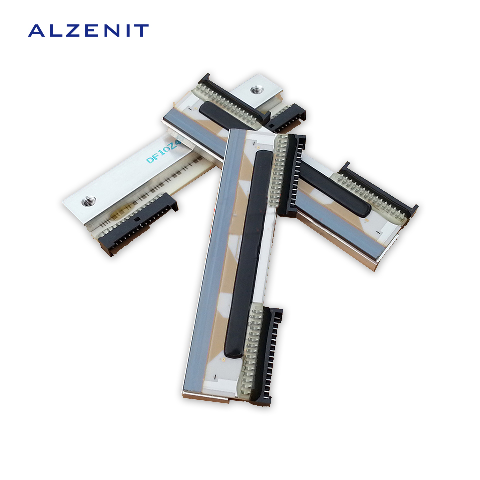 GZLSPART For Zebra TLP 2824 TLP2824 TLP-2824 LP2824-Z OEM New Thermal Print Head Barcode Printer Parts On Sale alzenit for epson m t532ap m t532af 532af oem new thermal print head barcode printer parts on sale