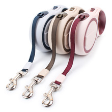 High Quality Automatic Retractable Dog Leash 3M/5M Outdoor Walking Easy Gripping Pulling Lead For Pet Dogs Cats
