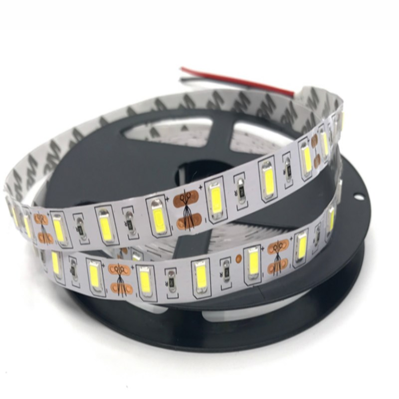 LED Strip 5730 Waterproof DC12V /24V 60LED/m 5m/lot 5730 LED Strip Bright Than 5630 5050 LED Strip 40-45LMLED Strip 5730 Waterproof DC12V /24V 60LED/m 5m/lot 5730 LED Strip Bright Than 5630 5050 LED Strip 40-45LM
