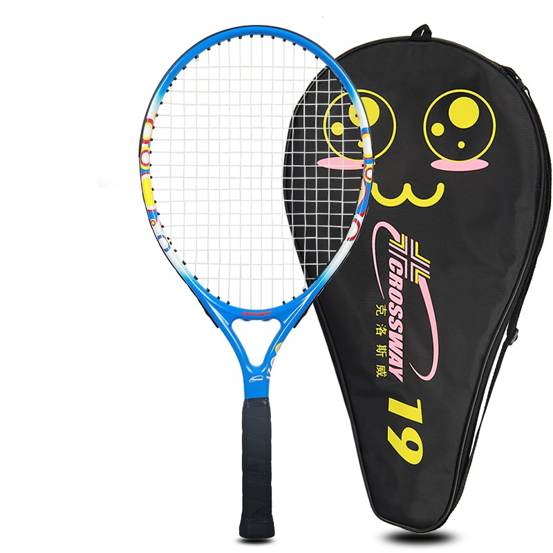 racket tennis Children's Professional Tennis Racket Racquet Sports Training Raquete With Bag For Kids (4-6years)