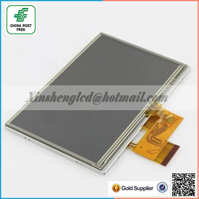 FOR Garmin GPS 4.3 inch LCD screen LQ043T1DH01 LQ043T1DH03 LQ043T1DH04 LQ043T1DH41 LQ043T1DH42