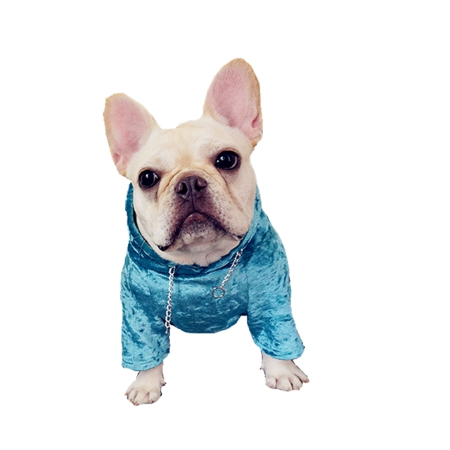 Pug Clothes Chihuahua French Bulldog Coats Jackets Winter Dogs Outfit Yorkshire Terrier Costume Dog Buldog