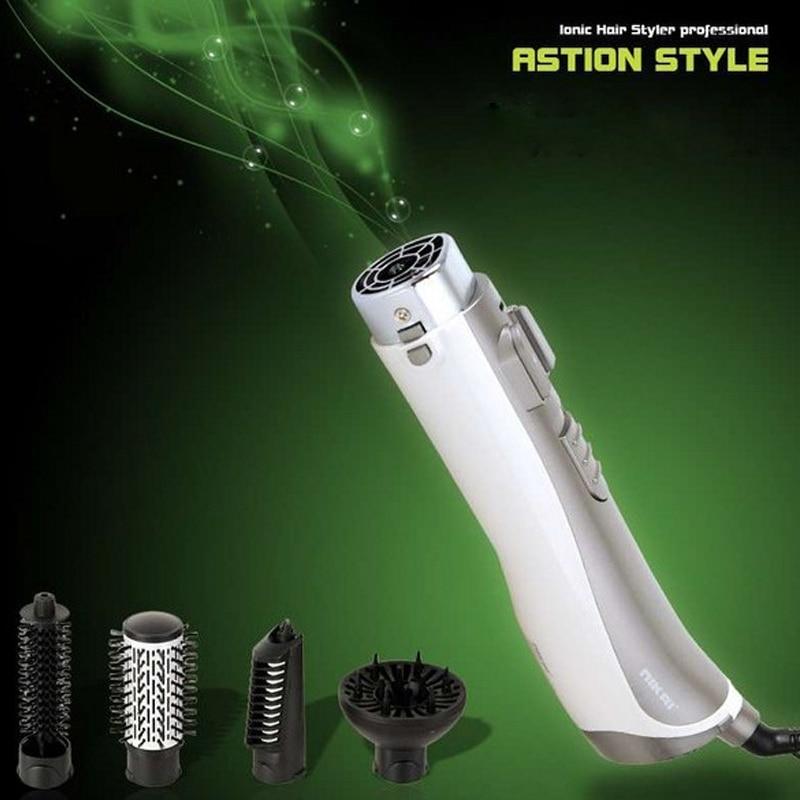 Multifungsi pengering rambut sikat, Berputar otomatis sikat rambut, - Perawatan rambut dan styling - Foto 3