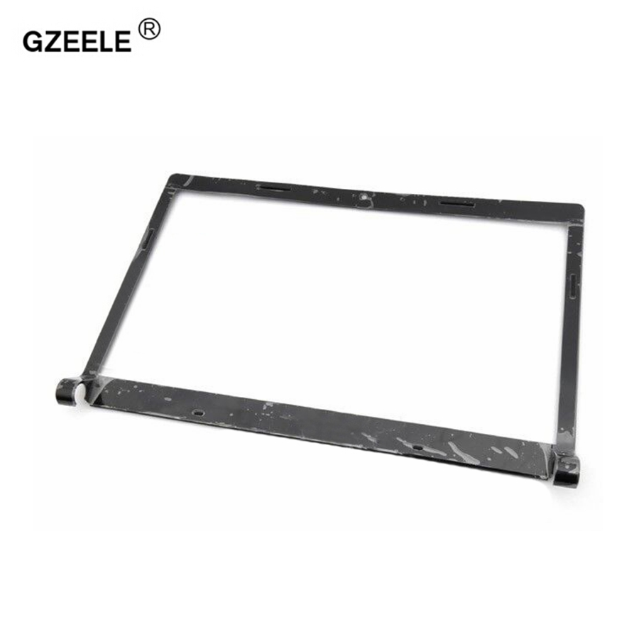 GZEELE new Laptop LCD Front Bezel Cover for <font><b>Dell</b></font> Studio 1555 1557 <font><b>1558</b></font> Screen Notebook Shell 15'' image