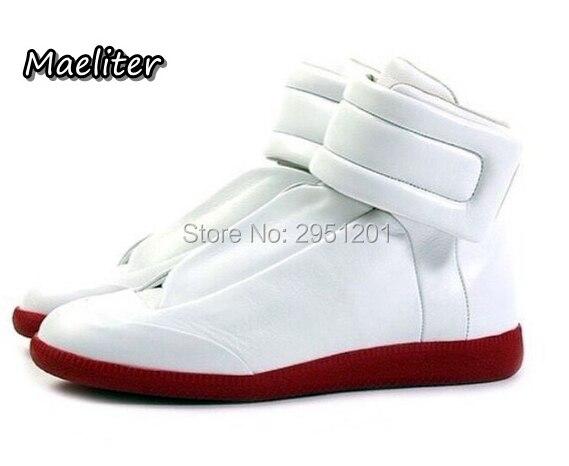 Мужские туфли на плоской подошве, из блестящей кожи, серебристого, золотого, красного цвета, размеры 38 46