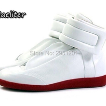 38-46 Luxury brand men shoes shinny leather casual