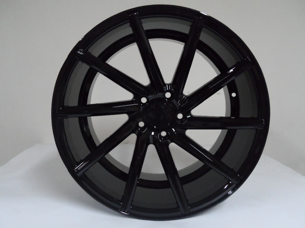 19x9 5 et 35 5x114 3 OEM Gloss Black Alloy Wheel Rims W013 From China