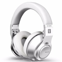 2017 New Bluedio V Victory White HiFi Wireless Bluetooth Headphones PPS12 Drivers Wireless Headset With Microphone