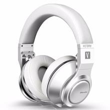 Original Bluedio V (Victory) Bluetooth kopfhörer Weiß HiFi Drahtlose headset PPS12 treiber wireless headset mit mikrofon
