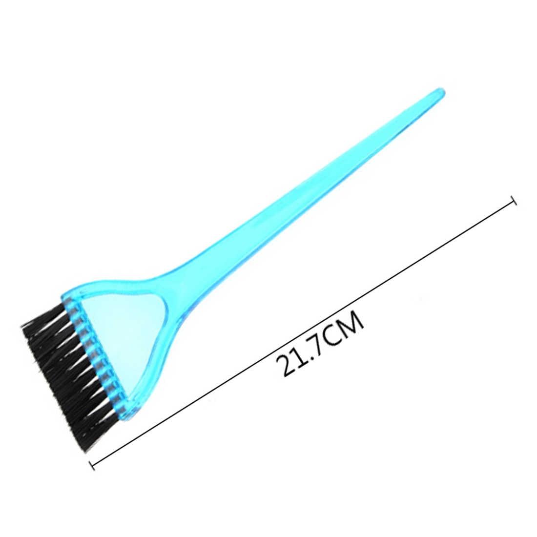 Прически краситель щетка для волос гребень отбеливать оттенок Пермь Применение окрашивание волос гребень укладки Парикмахерская Парикмахерские умирает инструмент