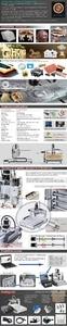 Image 5 - 【EU free VAT】 4 Axis 6040 USB port 2.2KW 2200W USB Mach3 CNC Router Engraver Engraving Milling Citting Machine 220VAC