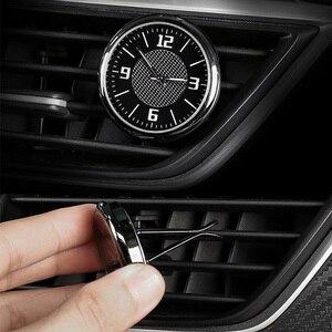 Car Clock Ornaments Auto Watch