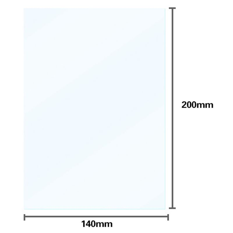 Image 2 - 5pcs/Lots FEP Film for Photon Resin 3D printer 140x200mm SLA/LCD Fep Sheets 0.15 0.2mm 3D Printer Filaments impresora-in 3D Printer Parts & Accessories from Computer & Office