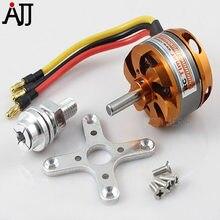 Rctimer bc3530 3530 1100kv 1400kv 1700kv motor sem escova fpv multirotor com 5.0mm eixo motores montagem